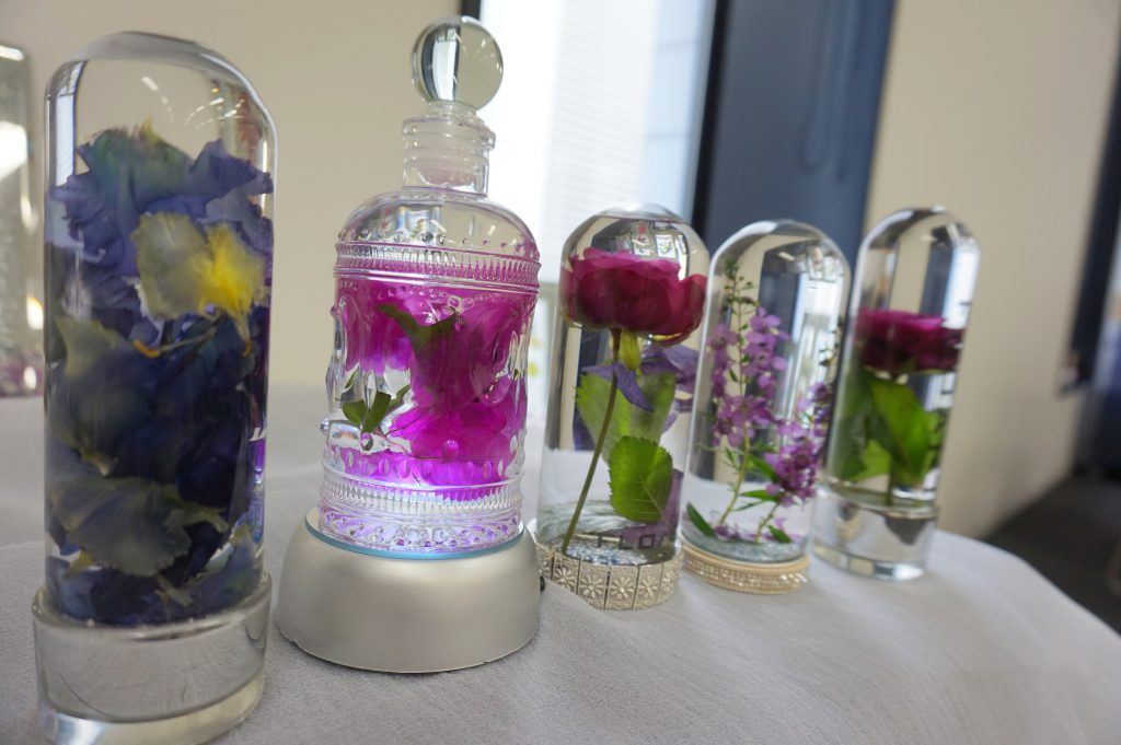 ハーバリウム作り方  luff  通販  清澄白河  オイル  ブログ  液体
